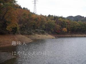 2011.11.3 前川ダム 管理事務所南側.JPG
