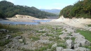 前川ダム 2009.10.JPG