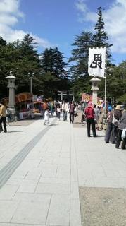 上杉神社 正門.JPG