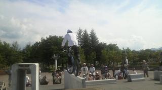 BTR 演技中.JPG