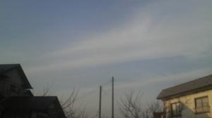地震雲かな??.JPG